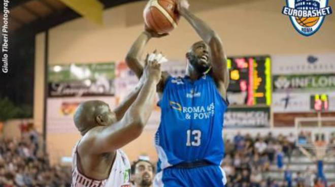 roma gas power eurobasket - tony easley