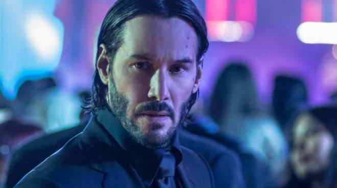 Keanu Reeves in John Wick - Chapter 2