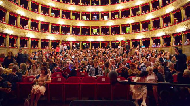 platea Teatro Argentina