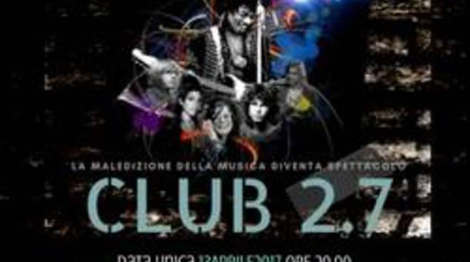 Club 2.7- Locandina