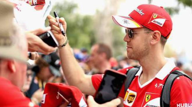 Formula 1 - Sebastian Vettel