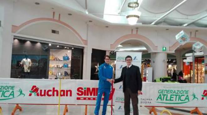 """""""Generazione atletica"""" - Auchan Casabertone"""