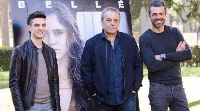 Il permesso - 48 ore fuori - da sinistra Giacomo Ferrara, Claudio Amendola, Luca Argentero