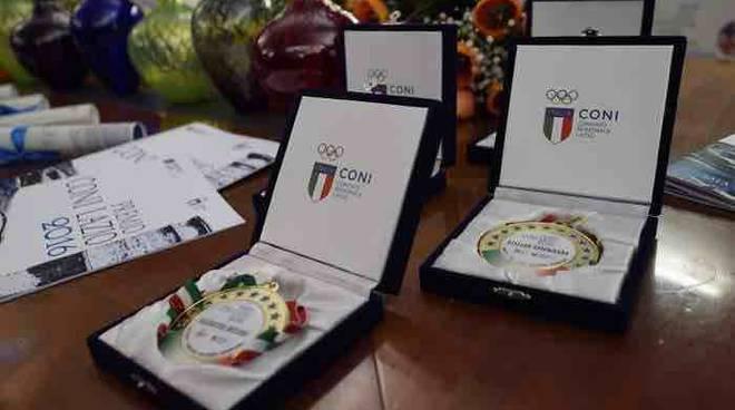 Premio CONI Lazio 2016