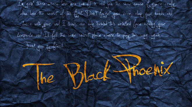 the black phoenix cd