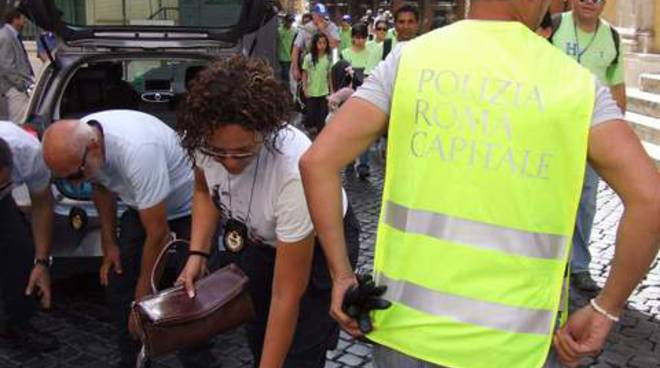 cronaca di roma - controlli