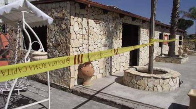 Cronaca di Roma - Sequestro Villa