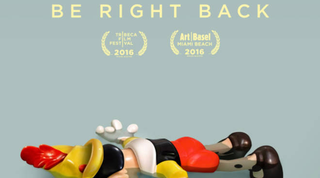MAURIZIO CATTELAN: BE RIGHT BACK –IL FILM