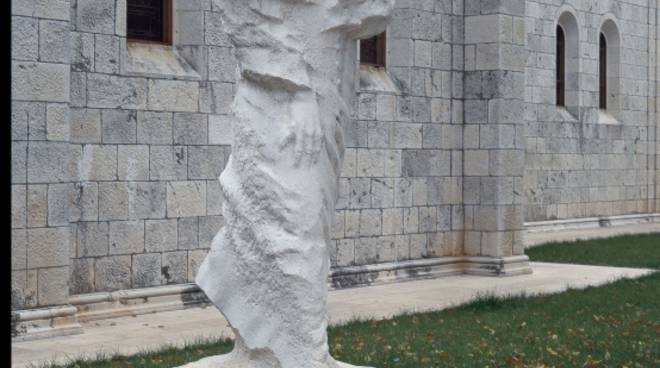 Monumento a papa Giovanni Paolo II, 1996