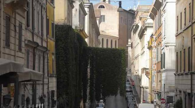 Rione Monti - Via panisperna
