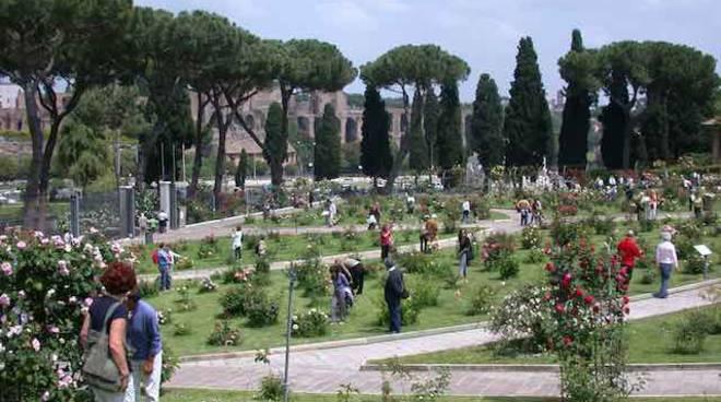 Roma Roseto Comunale