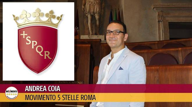 Andrea Coia - Movimento 5 Stelle