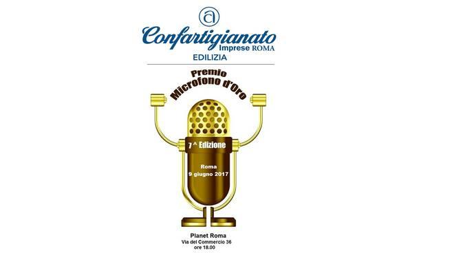 Microfono d'Oro-Fabrizio Pacifici
