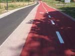 Municipio XIV - pista ciclabile