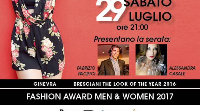 The Look of The Year con Fabrizio Pacifici