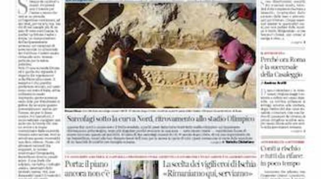 Corriere della Sera Cronaca di Roma - 24082017