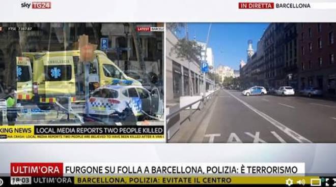 Notizie del giorno | Barcellona - skytg24