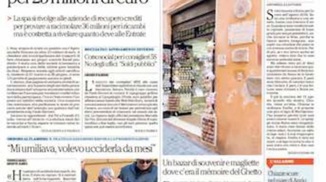 Repubblica - Roma-PrimaPagina