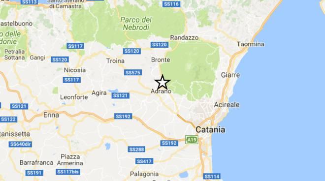 Terremoto - Adrano