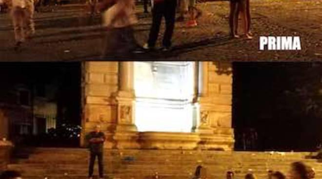 Cronaca di Roma - Piazza Trilussa