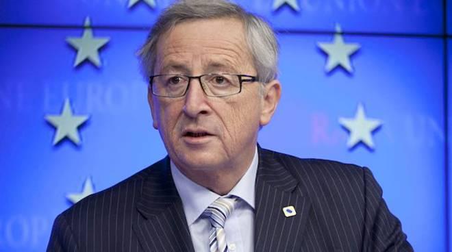 Notizie del giorno Jean-Claude Juncker