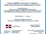 PREMIO ANPOE-13 OTTOBRE