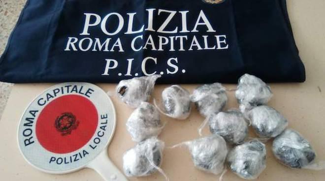 Cronaca di Roma - Colle Oppio