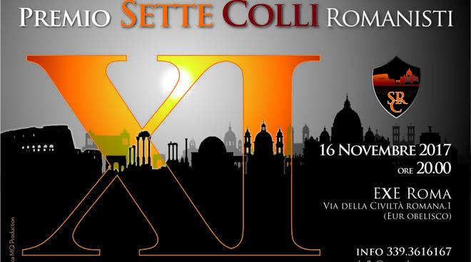Premio Sette Colli - 16 novembre 2017 Fabrizio Pacifici