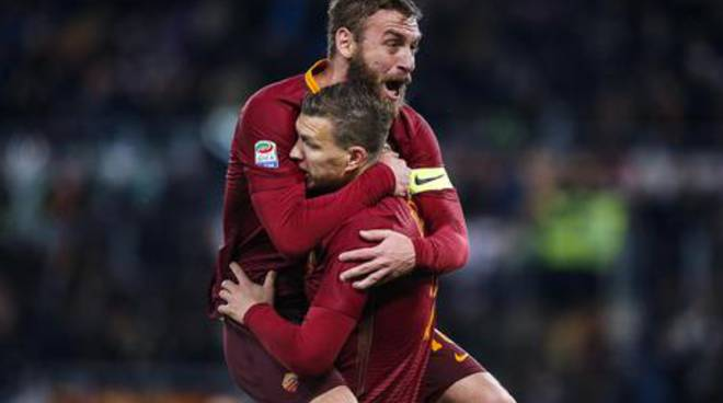 AS Roma vs Cagliari Calcio