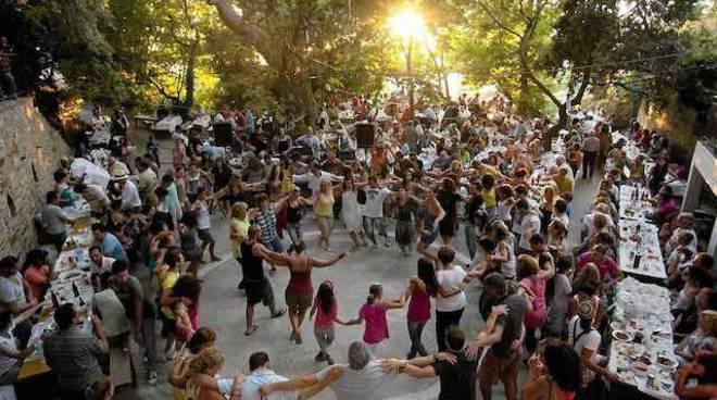danze greche