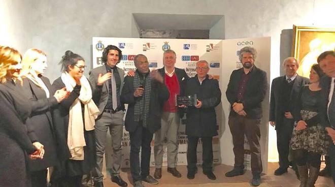Festival del Cinema dei Castelli Romani-Arianna Ciampoli-Elias Acosta-Fabrizio Borni-Fabrizio Pacifici