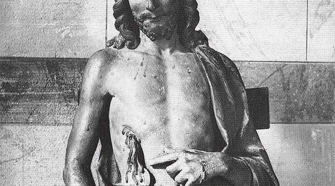 Tornato a Lucca il Busto di Cristo di Civitali - RomaDailyNews
