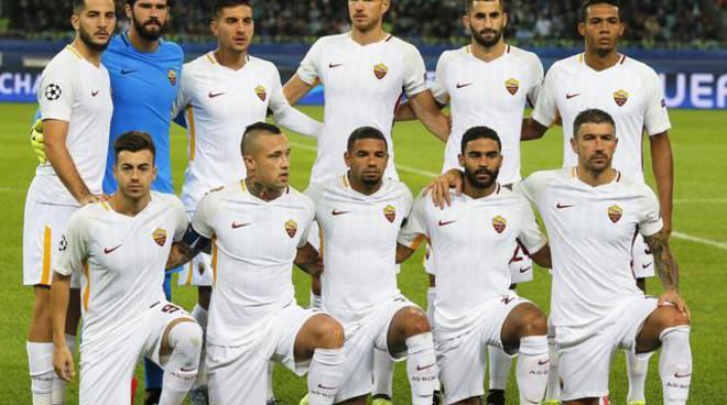 Qarabag FK vs AS Roma