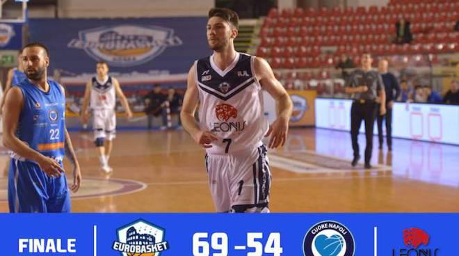 Leonis - Cuore Napoli Basket