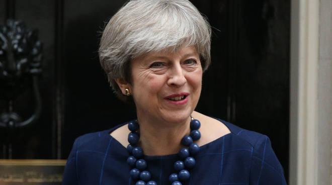 Notizie del Giorno - Theresa May