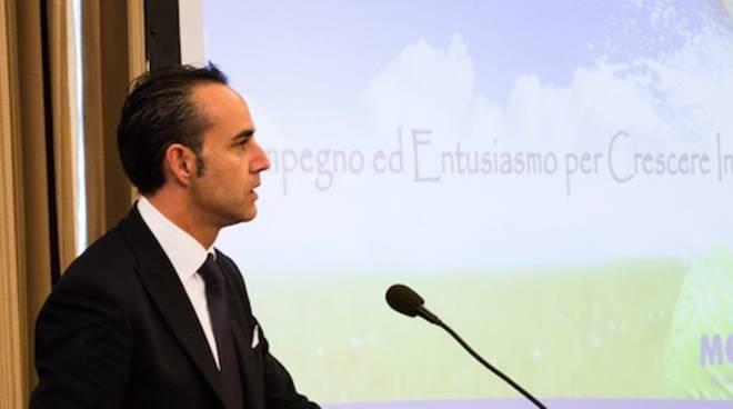 Stefano Ruvolo, presidente di Confimprenditori