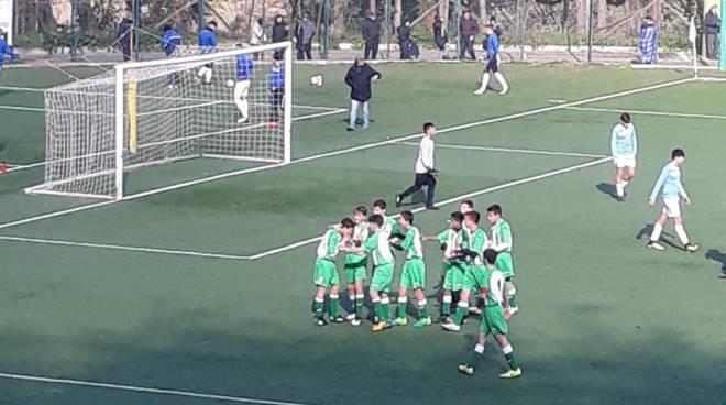 Castelverde calcio-giovanissimi regionali