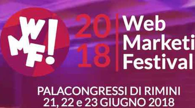 Web Marketing Festival 2018