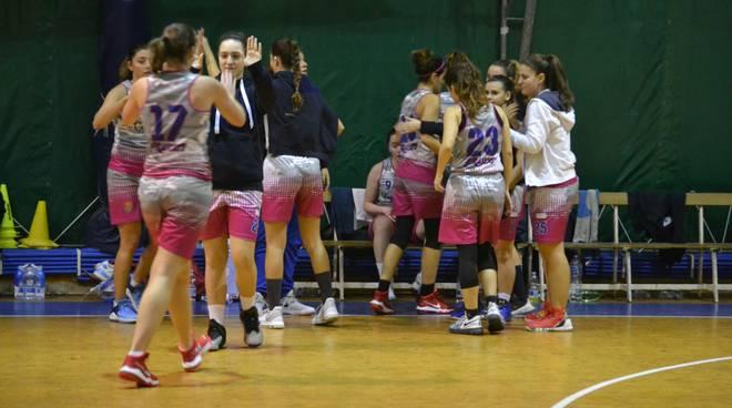 Basket Frascati - B femminile