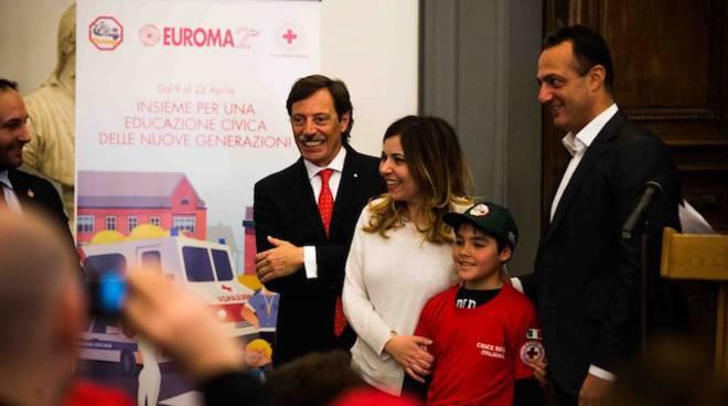 Da-sinistra-Davide-Zanchi-Debora-Diodati-e-Marcello-De-Vito