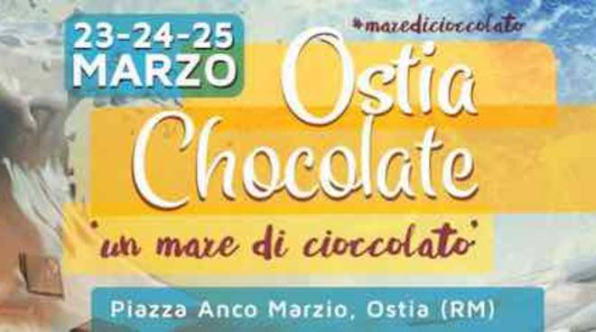 ostia chocolate