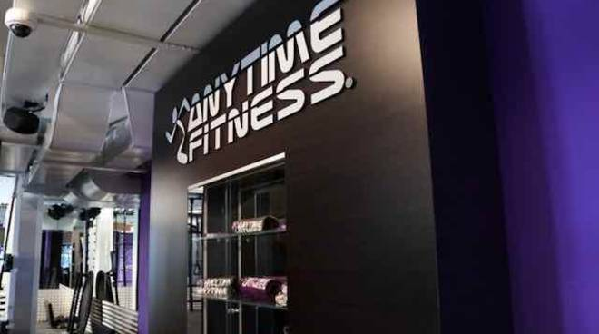 Roma Anytime Fitness