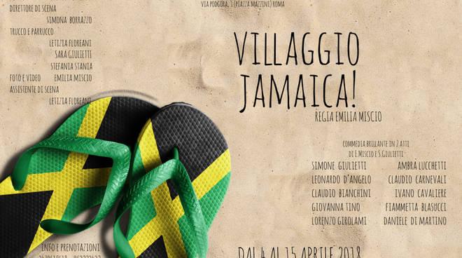 Villaggio Jamaica! al teatro San Genesio