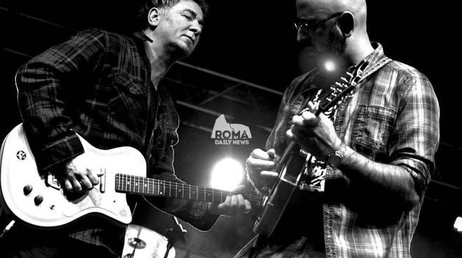 Max Prandi & Lino Muoio Blues Night al Charity Cafè