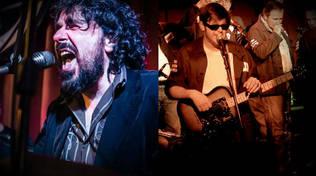 Rock & Soul Explosion live al Cotton Club: sul palco Greg e Mario Donatone