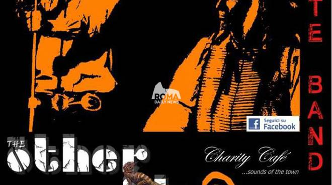 The Other Side in concerto al Charity Café
