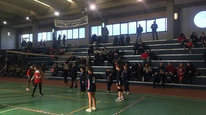 Mini volley Borghesiana