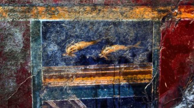 Pompei - La Domus dei Delfini