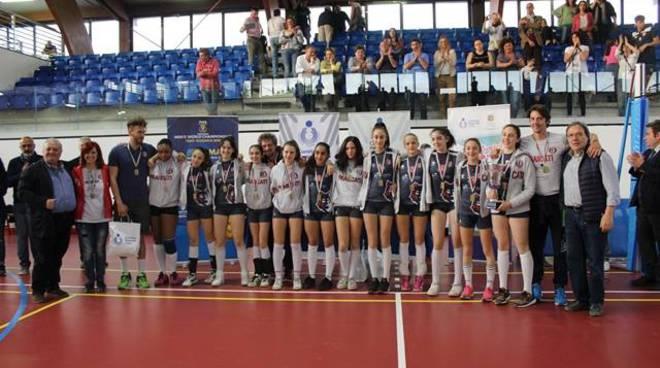 Under 14 Volley Club Frascati