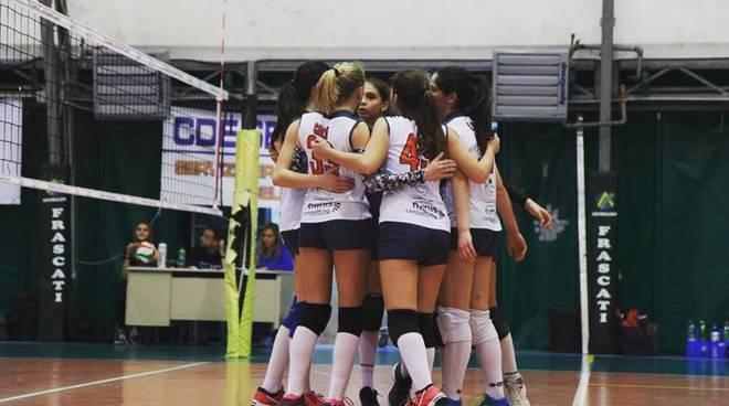 Volley Frascati- Under 13